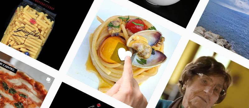 Pasta Garofalo - Qui est plus « social » que les Napolitains ?