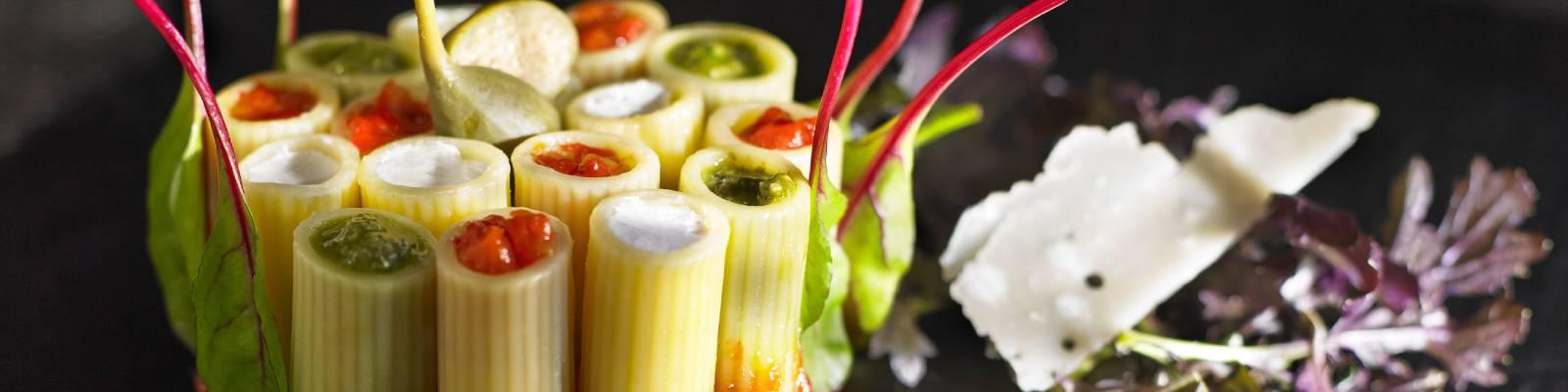 Pasta Garofalo - Fratelli d'Italia en Rigatoni