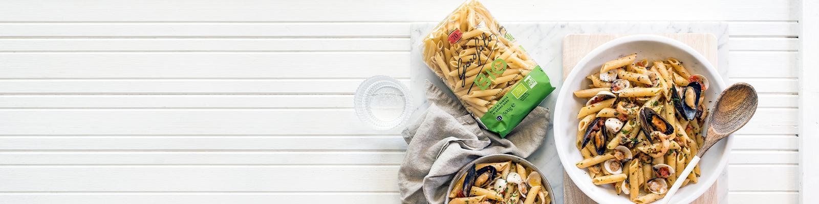 Pasta Garofalo - Pâtes Biologiques
