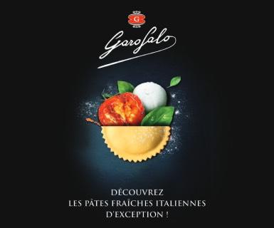 Pasta Garofalo - Garofalo participe au salon Omnivore 2018