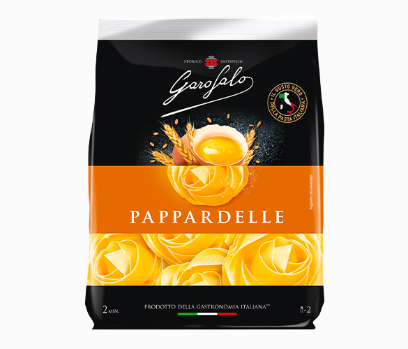 Pasta Garofalo - Pappardelle Fraîches