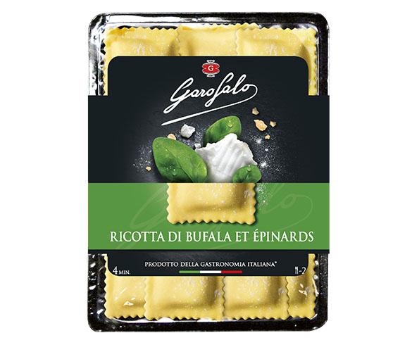 Pasta Garofalo - Ravioli Ricotta di Bufala et Epinard