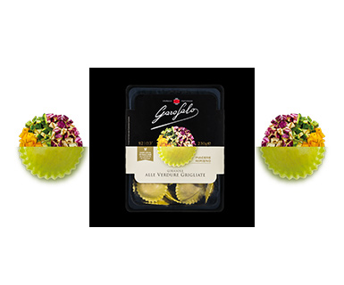 Pasta Garofalo -  Girasoli alle Verdure Grigliate Garofalo