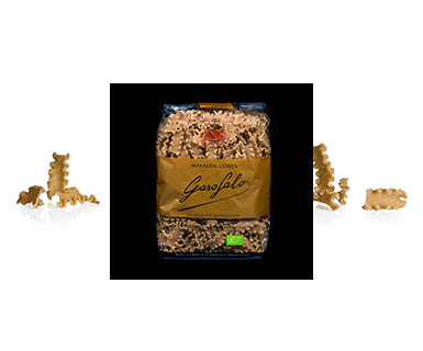 Pasta Garofalo - N° 5-79  Mafalda Corta Integrale