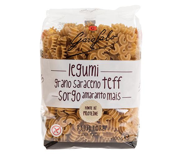 Pasta Garofalo - Radiatori Legumi e Cereali
