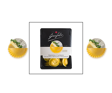 Pasta Garofalo -  Ravioli Capresi