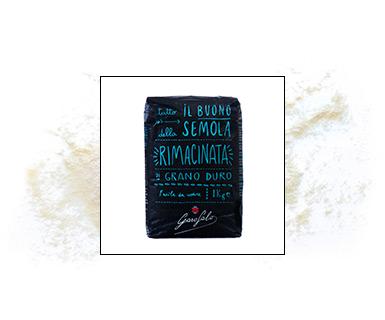 Pasta Garofalo -  Semola Rimacinata