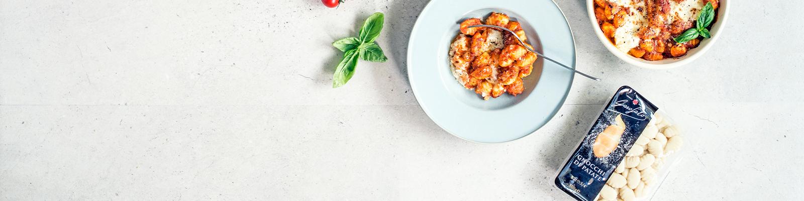 Pasta Garofalo - Gnocchi e chicche