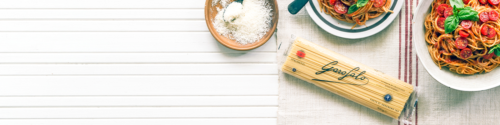 Pasta Garofalo - Pasta di Semola di Grano Duro