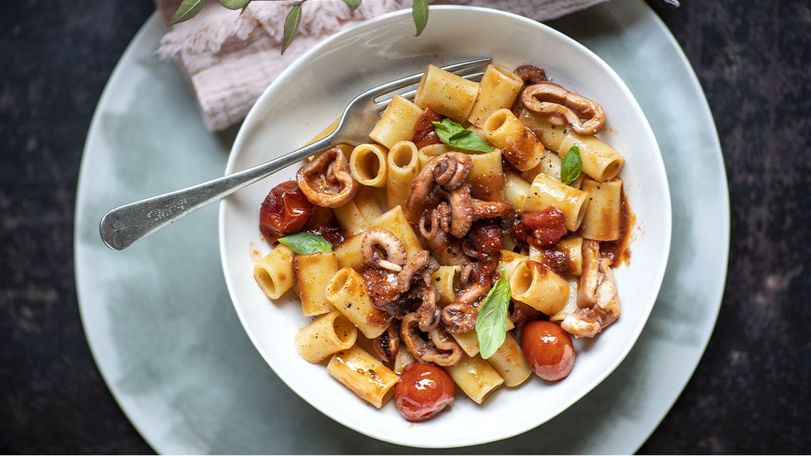 Vi abbiamo messo una buona parola in cucina: Cook Garofalo