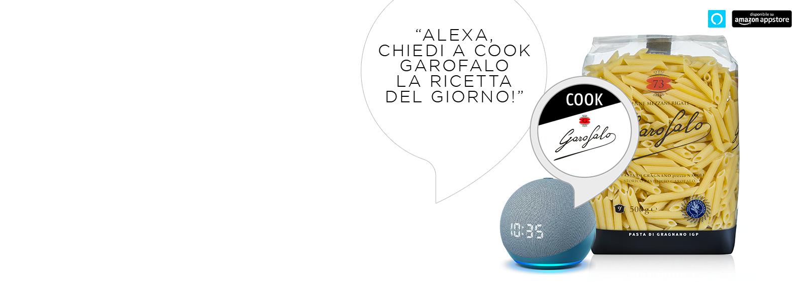 Vi abbiamo messo una buona parola in cucina.
