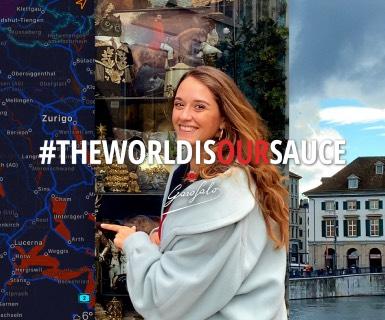 Pasta Garofalo - The World is Our Sauce
