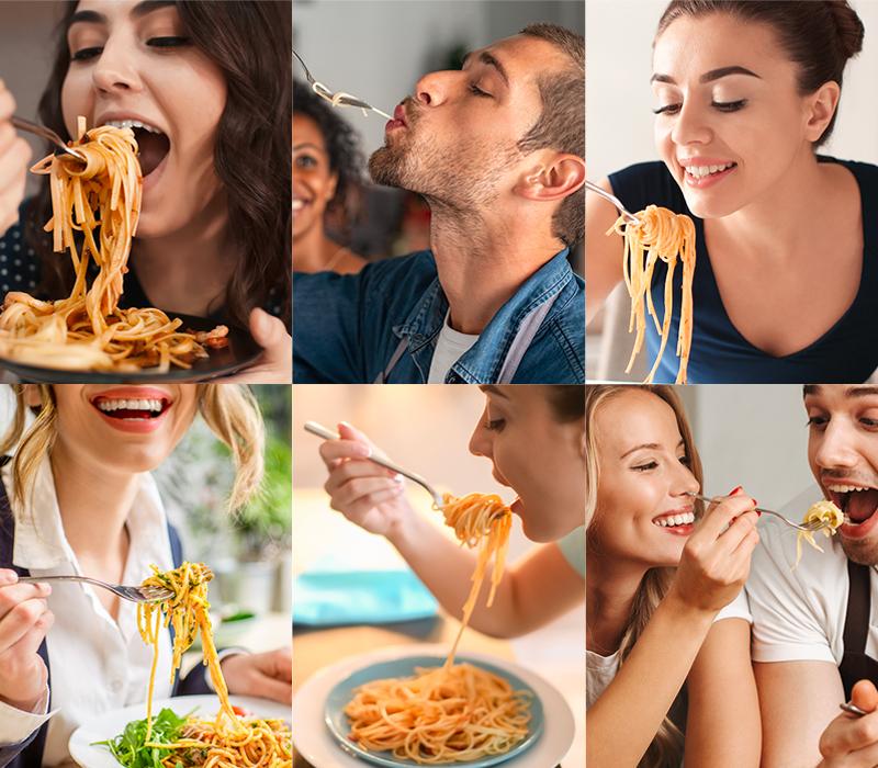 Pasta Garofalo - Per prima cosa ascolta chi la mangia