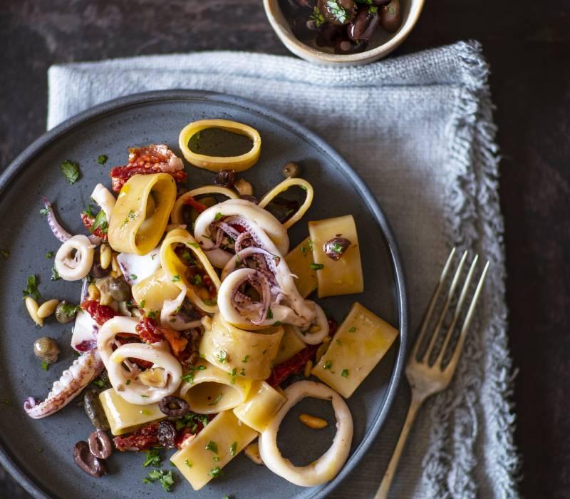 Pasta Garofalo - Calamarata della vigilia