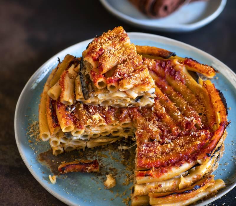 Pasta Garofalo - Timballo di ziti