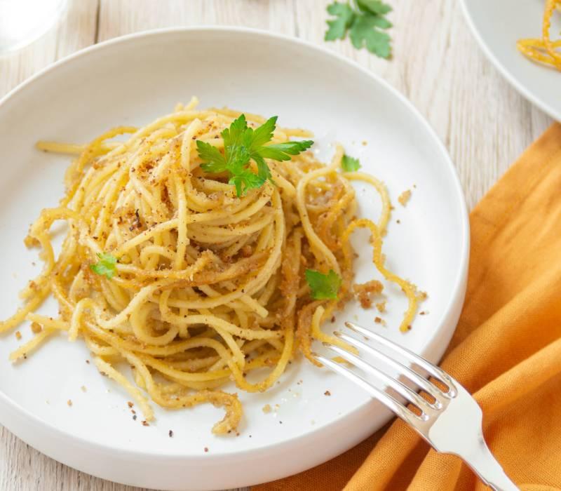 Pasta Garofalo - Pasta fritta alla panarellese