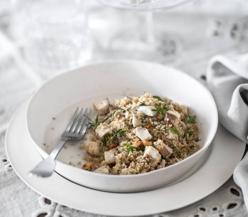 Pasta Garofalo - Cous cous con ragù bianco