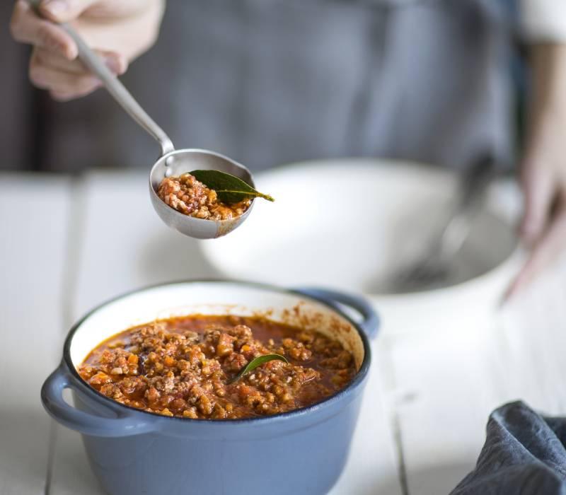 Pasta Garofalo - Rigatoni con ragù alla bolognese