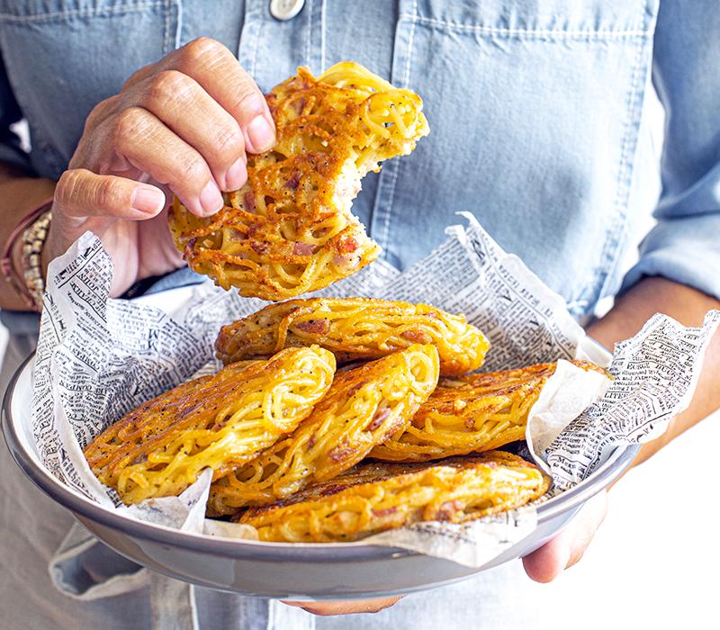Pasta Garofalo - Frittata di Spaghettone Gragnanese XXL