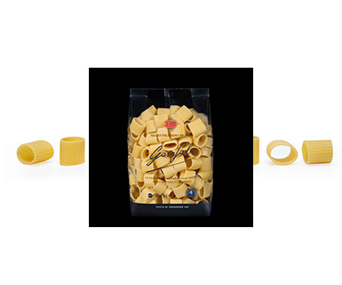 Pasta Garofalo - N° 1-37 Mezzo Pacchero Rigato