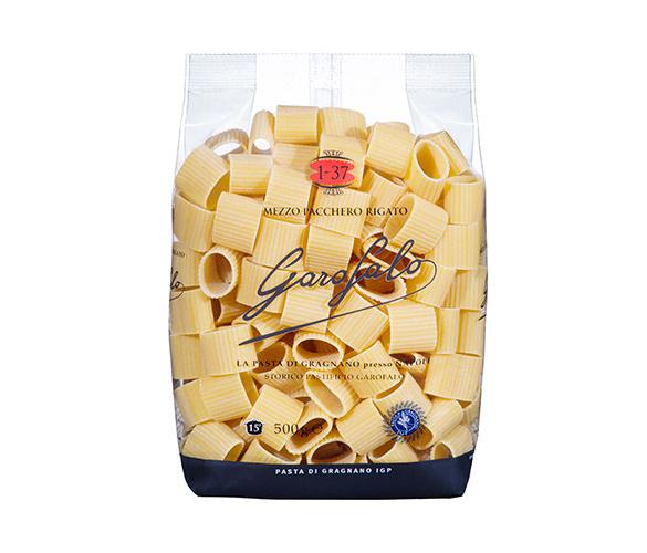 Pasta Garofalo - Mezzo Pacchero Rigato