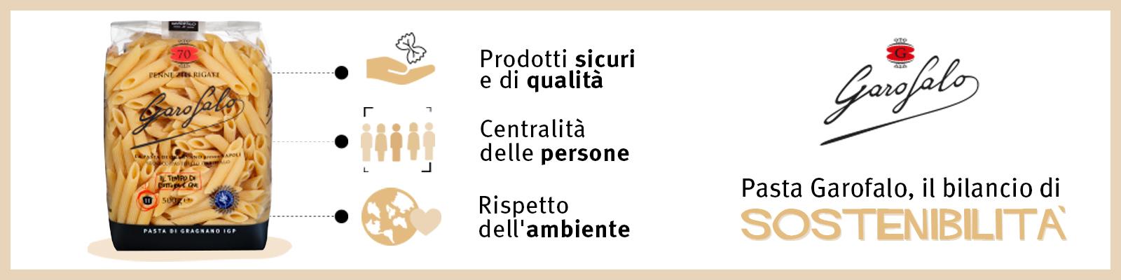 Pasta Garofalo - Report di sostenibilità
