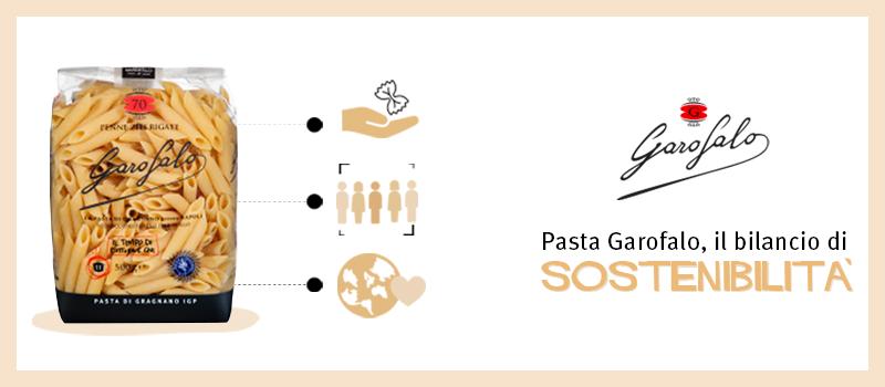 Pasta Garofalo - Garofalo presenta il suo primo Bilancio di Sostenibilità.