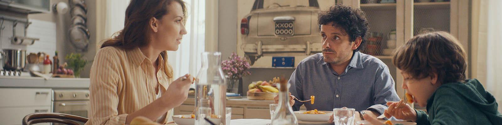 Garofalo komt voor het eerst op tv met 'lekkere pasta liegt niet'