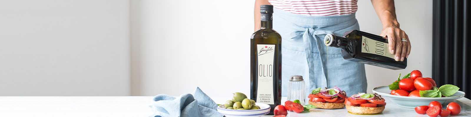 Pasta Garofalo - Extra zuivere olie