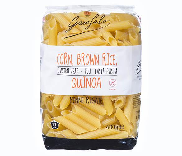 Pasta Garofalo - Penne Rigate sem glúten
