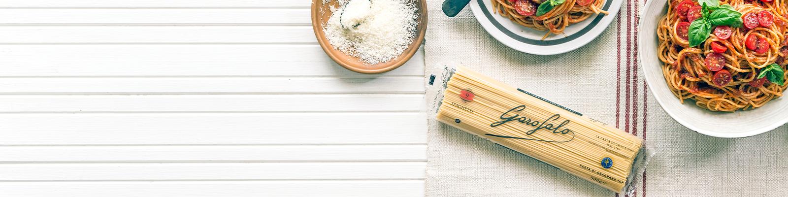 Pasta Garofalo - Massas de Sêmola de Trigo Duro