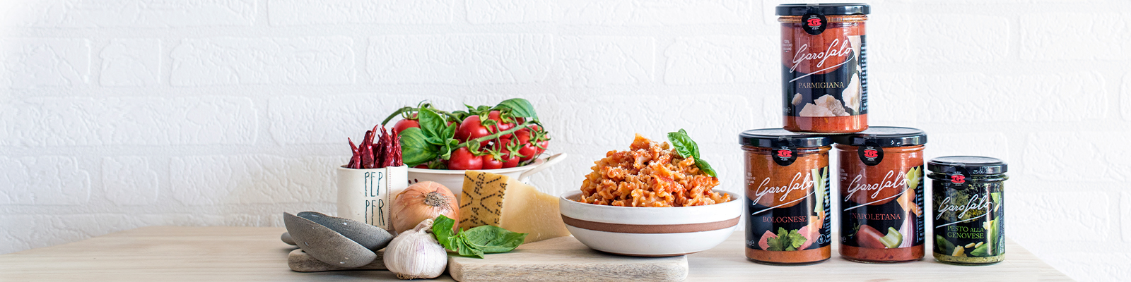 Pasta Garofalo - Molhos 180 g
