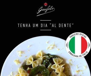 Pasta Garofalo - Siga-nos no Facebook
