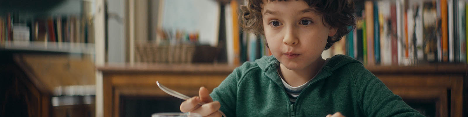 """Pasta Garofalo - Garofalo debuterar på TV med """"God pasta ljuger inte"""""""
