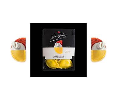 Pasta Garofalo -  Mezzelune Burrata e 'Nduja