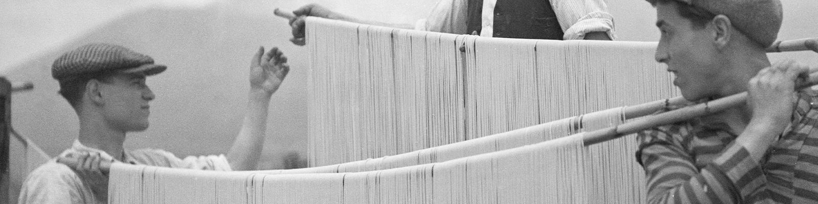 Pasta Garofalo - Vår historia och filosofi