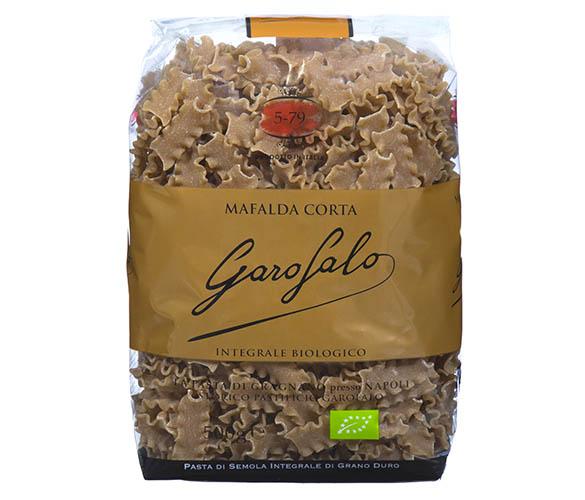 Pasta Garofalo - Whole Wheat Mafalda Corta