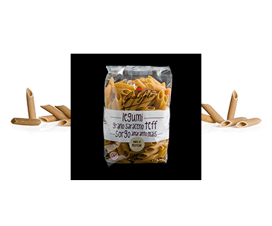 Pasta Garofalo -  Pennoni Pulses and Grains