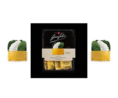 Pasta Garofalo -  Ravioli Ricotta di Bufala e Spinaci