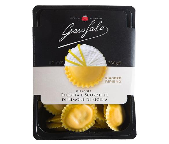 Pasta Garofalo - Girasoli Ricotta e Scorzette di Limoni di Sicilia