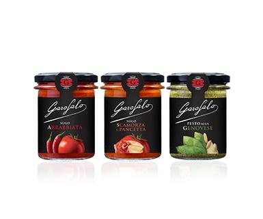 Pasta Garofalo - Sauces