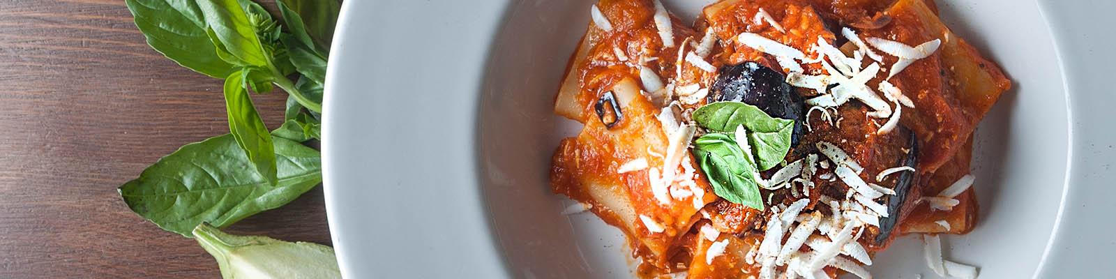 Pasta Garofalo - Schiaffoni alla norma